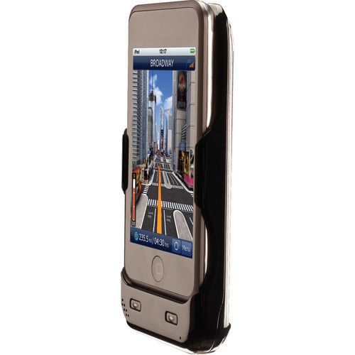 Dual Electronics XGPS300 GPS Cradle for iPod touch
