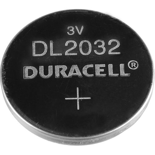 Duracell CR2032 3V Lithium Button Battery