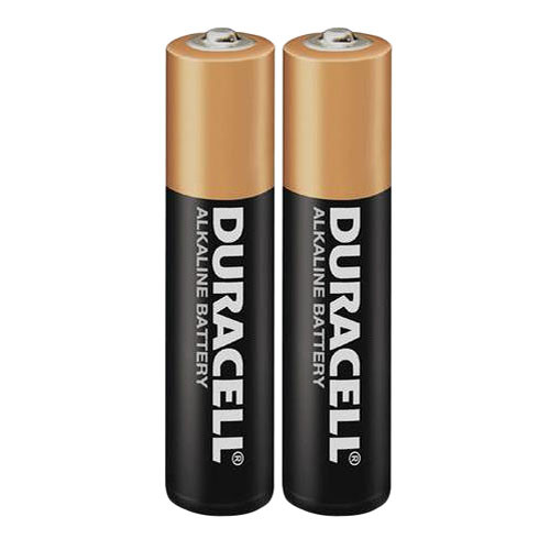 Duracell AAA 1.5V Alkaline Coppertop Battery (2-Pack)