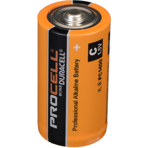 Duracell C Procell 1.5V Alkaline Batteries (12 Pack)