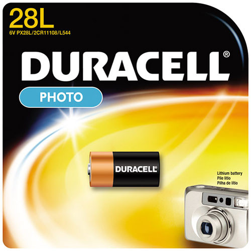 Duracell PX28LB 6V Lithium Battery
