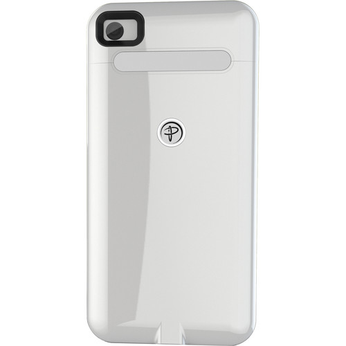 Duracell Powermat Wireless Case for iPhone 4/4S (White)
