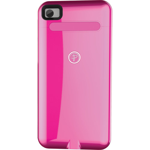 Duracell Powermat Wireless Case for iPhone 4/4S (Pink)