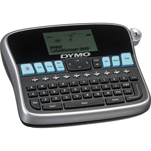 Dymo LabelManager 360D Rechargeable Desktop Label Maker