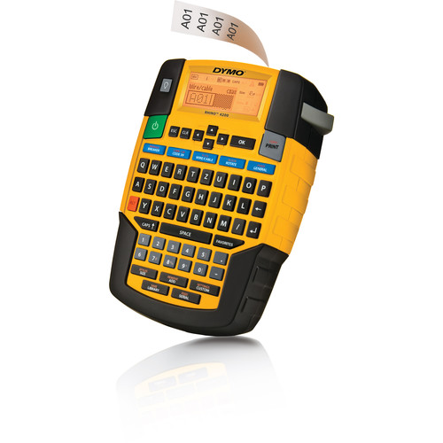 Dymo Rhino 4200 Labeler With QWERTY Keyboard
