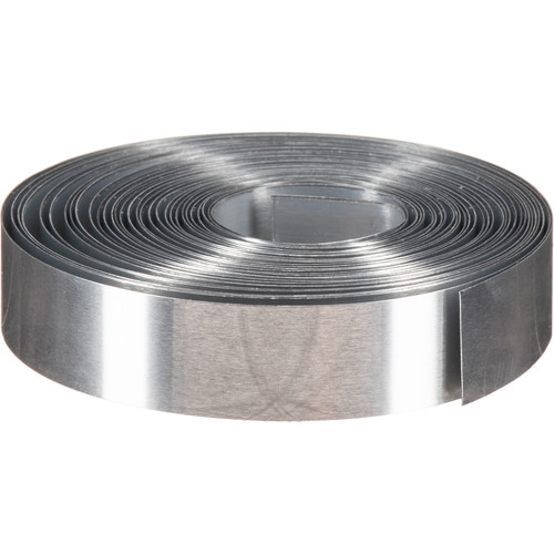 "Dymo 1/2"" Aluminum Tape With Adhesive"