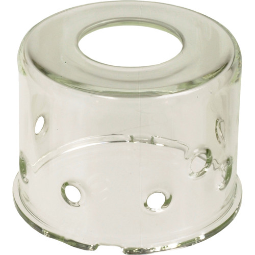 Dynalite Clear Glass Dome
