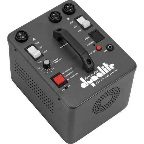 Dynalite AP1600 1600W/s Arena Power Pack