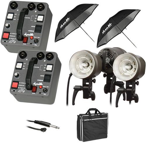 Dynalite RK4-2302 Road 400 W/s 2 Pack 3 Head Kit