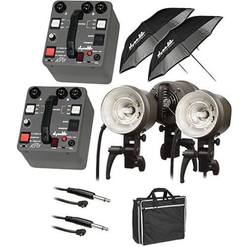 Dynalite RK8-2302 Road 800W/s 2 Pack 3 Head Kit