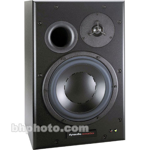 "Dynaudio Acoustics BM15AR - 2-Way Active 10"" Nearfield Monitor"