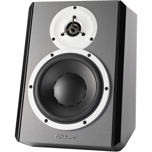 Dynaudio Acoustics DBM50 Angled 2-Way Active Monitor Speaker