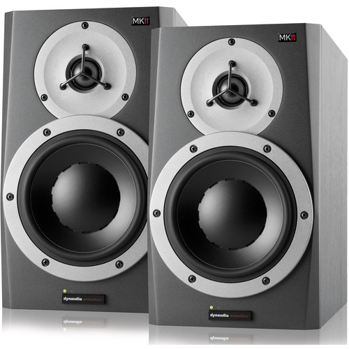 "Dynaudio Acoustics BM 5A MKII 7"" Active 2-Way Studio Monitor (Pair)"