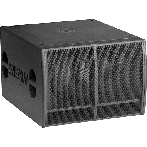 "EAW SBX220 Dual 12"" Compact, High-Powered Subwoofer"