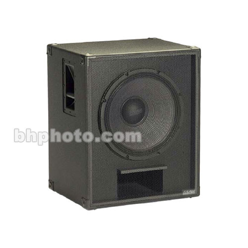 "EAW SB180ZP 12"" High Output, Mid-Sized Subwoofer (BLACK)"