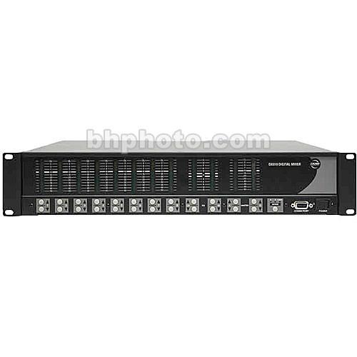 EAW DX810 - 8x10 Digital Matrix Mixer