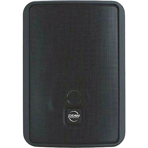 "EAW SMS3 - 4.75"" Weather-Resistant Surface Mount Speaker (Black)"
