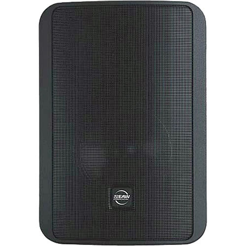 """EAW SMS4 - 5"""" Weather-Resistant Surface Mount Speaker (Black)"""