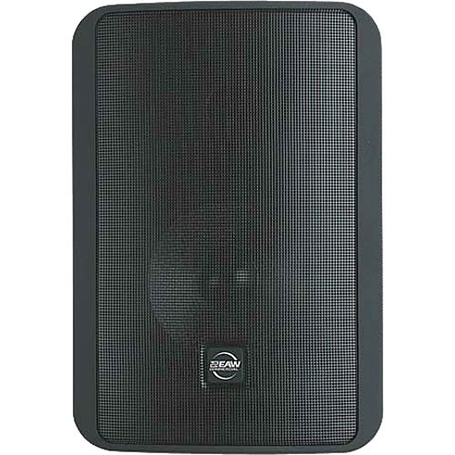 "EAW SMS5 - 5"" Weather-Resistant Surface Mount Speaker (Black)"
