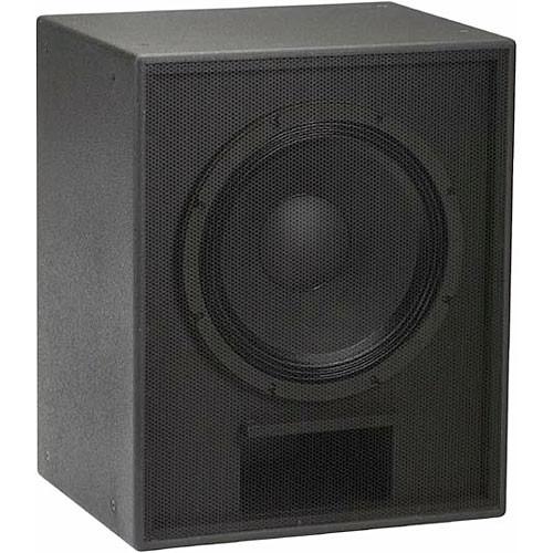 """EAW VRS18 18"""" High Output Subwoofer Speaker (Black)"""