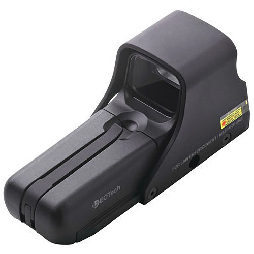 EOTech Holographic Red Dot Sight (Matte Black)