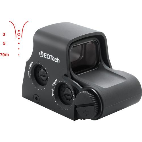 EOTech XPS2-FN Holographic Sight (Matte Black)