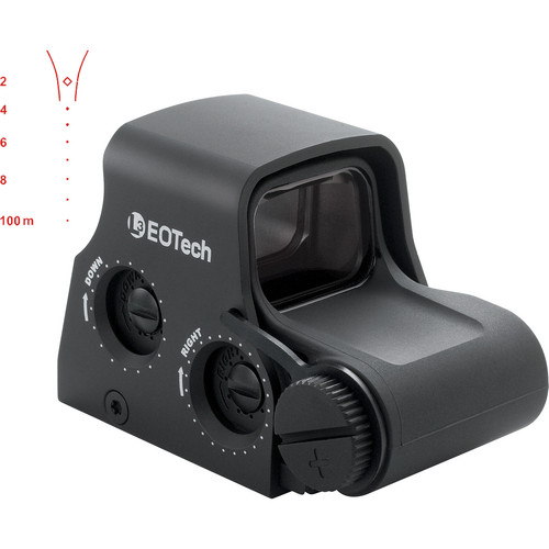 EOTech XPS2-Sage Holographic Sight (Matte Black)