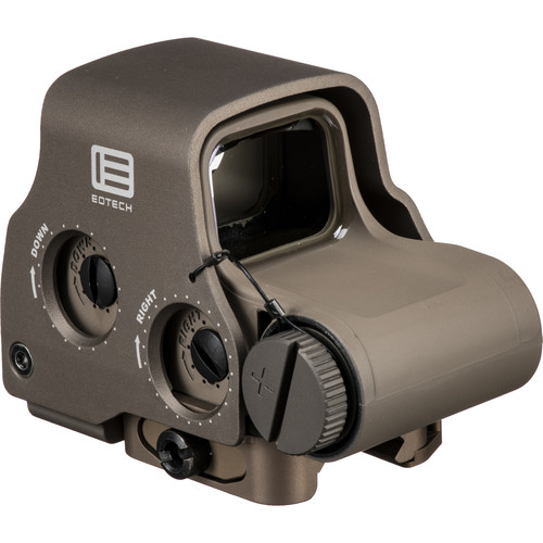 EOTech EXPS3 Holographic Weapon Sight (Tan, Ring/Center Dot Reticle)