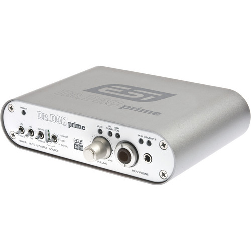 ESI Dr. DAC prime - USB Digital to Analog Converter and Audio Interface
