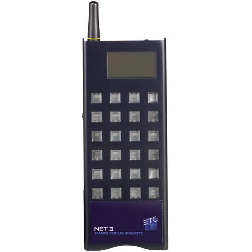 ETC NET3 Radio Focus Remote Transmitter