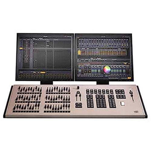 ETC Element Control Console - 60 Faders, 250 Channels