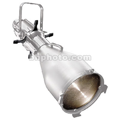 ETC Source Four 750 Watt Ellipsoidal Spotlight, White, with Edison Plug - 10 Degrees (115-240V AC)