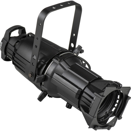 ETC Source Four 750 Watt Ellipsoidal Spotlight, Black, 20 Amp Twist-Lock - 26 Degrees (115-240V AC)