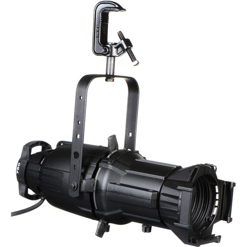 ETC Source 4 750W Ellipsoidal, Black, 15A Twist-Lock, 26 Degree (115-240V)