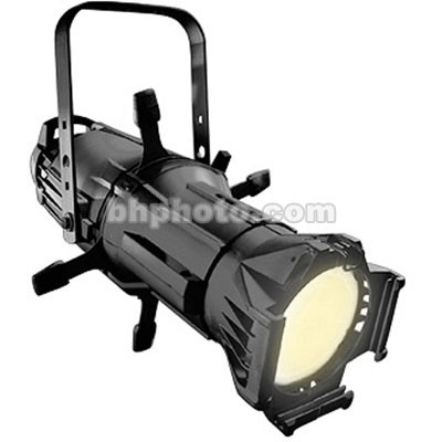 ETC Source Four 750 Watt Ellipsoidal Spotlight, Black, 20 Amp Twist-Lock - 36 Degrees (115-240V AC)