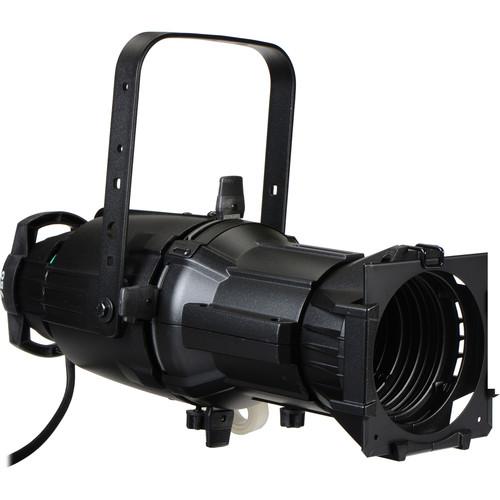 ETC Source 4 750 Watt Ellipsoidal Spotlight, Black, Edison Plug - 50 Degrees (115-240V AC)