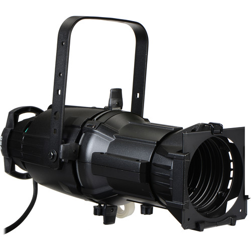 ETC Source  4 750W Ellipsoidal, Black, Edison - 50 Degree (115-240V)