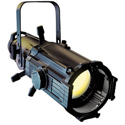 ETC Source Four Zoom Ellipsoidal Spotlight, Black, 15 Amp Twist-Lock - 15-30 Degrees (115-240V AC)