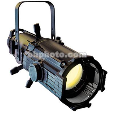 ETC Source Four Zoom Ellipsoidal Spotlight, Black, Pigtail - 25-50 Degrees (115-240V AC)