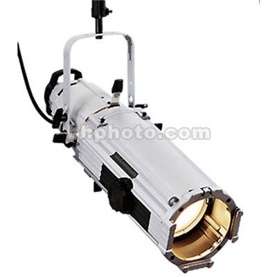 ETC Source Four Zoom Ellipsoidal Spotlight, White, 15 Amp Twist-Lock - 25-50 Degrees (115-240V AC)