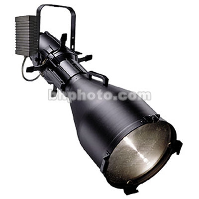 ETC Source 4 HID Ellipsoidal, Black, Pigtail, 10 Degree (115-240V)
