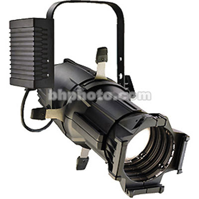 ETC Source 4 HID Ellipsoidal, Black, 20A Twist-Lock, 50 Degree (115-240V)