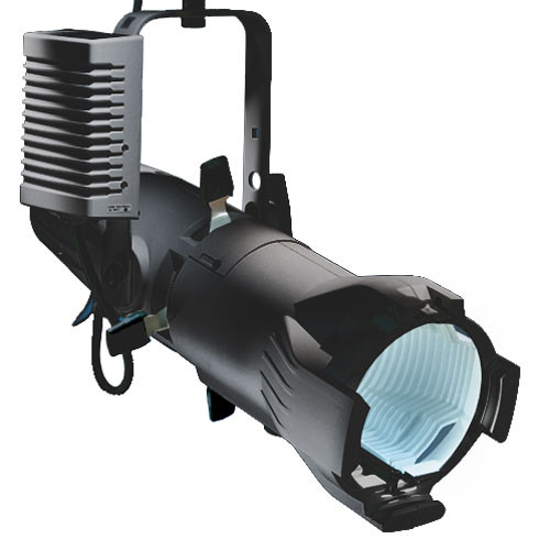 ETC Source 4 HID 25-50 Deg Zoom Ellipsoidal, Pigtail, White (115-240V)