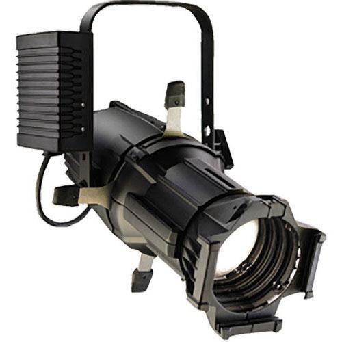 ETC 7060A1090-0XA Source 4 HID Ellipsoidal, 14 Degree, Edison Plug - Black (115-240VAC)