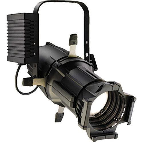 ETC 7060A1091-0XB Source 4 HID Ellipsoidal, 70 Degree, Stage Pin Connector - Black (115-240VAC)