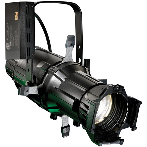 ETC Source Four HID 90º Ellipsoidal 70W/277V Spotlight - Twist-Lock Connector (Black)