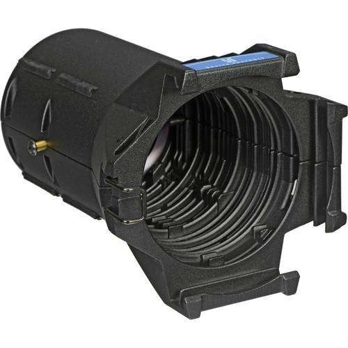ETC Enhanced Definition Lens Tube for Source 4 Black Ellipsoidals, Black - 50 Degrees
