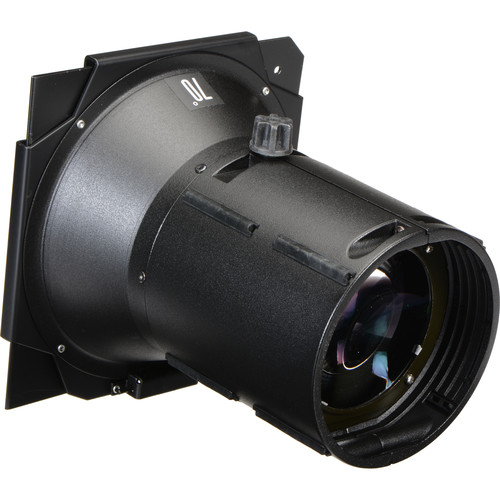 ETC Lens Tube with Lens for Source Four Ellipsoidals, Black - 70 Degrees