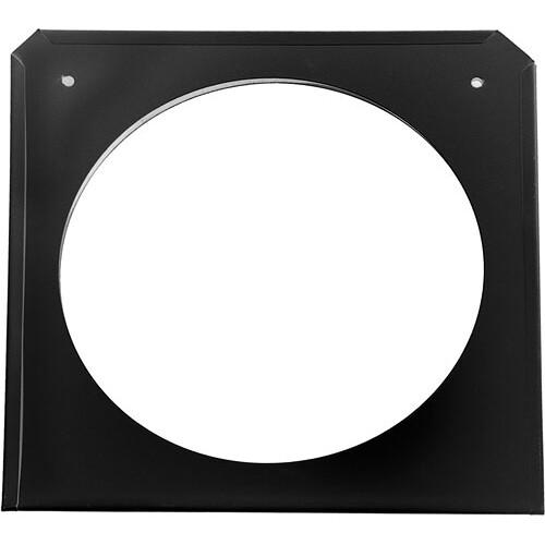 ETC Color Frame for Source 4 Black Ellipsoidals
