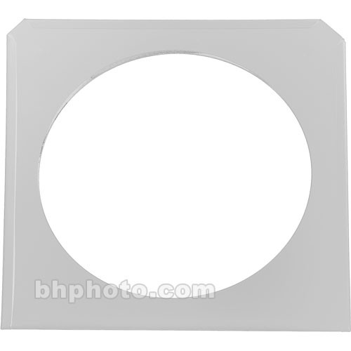 ETC Color Frame for 10 Degree Source 4 Ellipsoidals - White